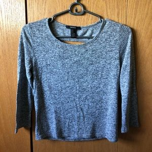 Crop long sleeve